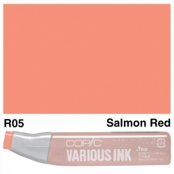 Various Ink R05 Salmon Red