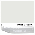 Various Ink T1 Toner Grey 1