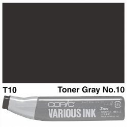 Various Ink T10 Toner Grey 10