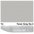 Various Ink T4 Toner Grey 4
