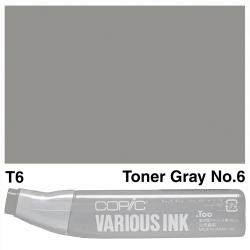 Various Ink T6 Toner Grey 6