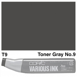Various Ink T9 Toner Grey 9