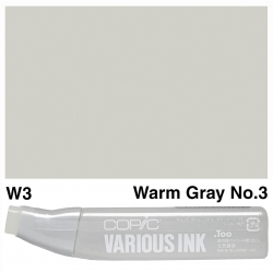 Various Ink W3 Warm Grey 3