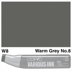 Various Ink W8 Warm Grey 8