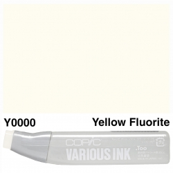 Various Ink Y0000 Yellow Fluorite