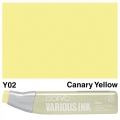 Various Ink Y02 Canary Yellow