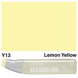 Various Ink Y13 Lemon Yellow