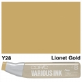 Various Ink Y28 Lionet Gold