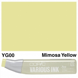 Various Ink YG00 Mimosa Yellow