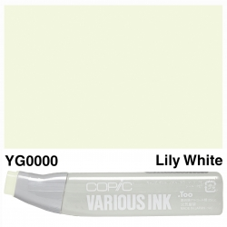 Various Ink YG0000 Lily White