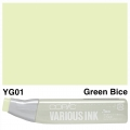 Various Ink YG01 Green Bice