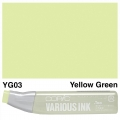 Various Ink YG03 Yellow Green