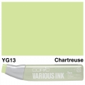 Various Ink YG13 Chartreuse