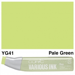 Various Ink YG41 Pale Green