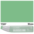 Various Ink YG67 Moss