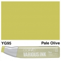 Various Ink YG95 Pale Olive