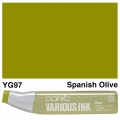 Various Ink YG97 Spanish Olive