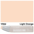 Various Ink YR02 Light Orange