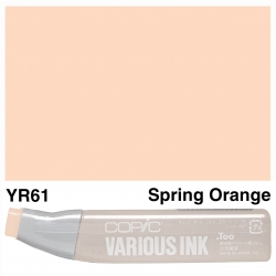 Various Ink YR61 Spring Orange
