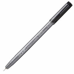 Multiliner 0.05mm Black