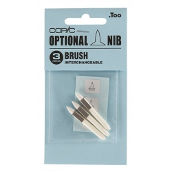 Classic Nibs - Brush (3 Pack)