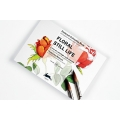 Pepin Postcard Colouring Book - Floral Still Life