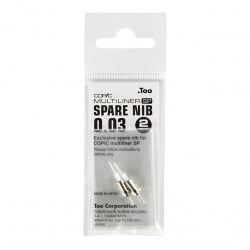 Multiliner SP Nib 0.03mm (Twin Pack)