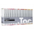 Sketch Marker Set - 72 Colours C