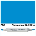 Sketch Marker FB2 Fluorescent Dull Blue