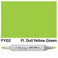 Sketch Marker FYG2 Fluorescent Dull Yellow Green