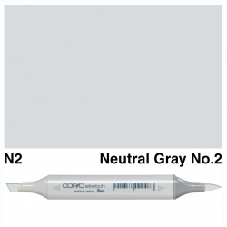 Sketch Marker N2 Neutral Grey 2