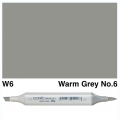 Sketch Marker W6 Warm Grey 6