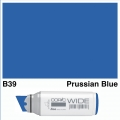 Wide Marker B39 Prussian Blue