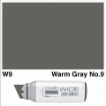 Wide Marker W9 Warm Grey 9