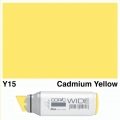 Wide Marker Y15 Cadmium Yellow